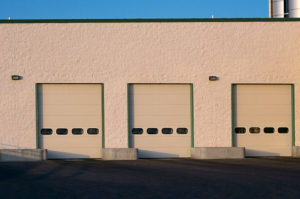 sectional commercial doors