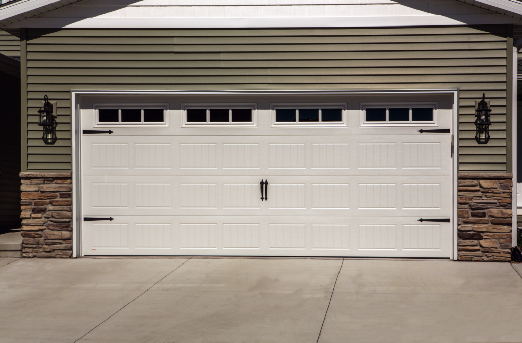 New Garage Door Lubbock