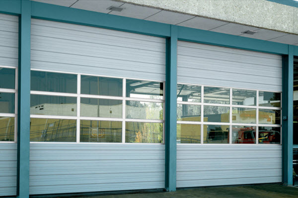 Sectional Commercial Doors Lubbock