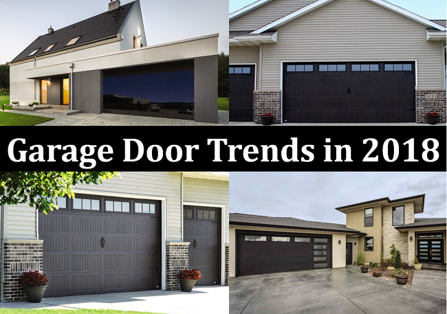 Garage Door Trends 2018